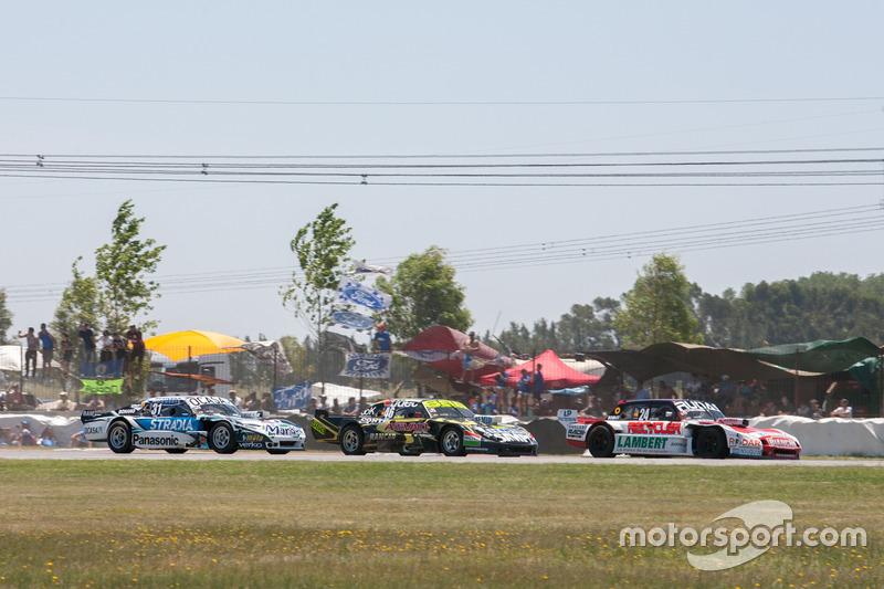 Nicolas Bonelli, Bonelli Competicion Ford, Leandro Mulet, RTM Competicion Dodge, Leonel Pernia, Dose Competicion Chevrolet