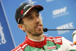 Conferenza stampa, Esteban Guerrieri, Honda Racing Team JAS, Honda Civic WTCC