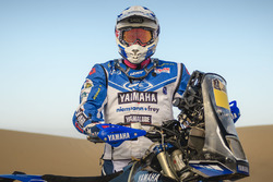 Xavier de Soultrait, Yamaha Official Rally Team