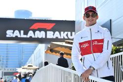 Charles Leclerc, Sauber Charles Leclerc, Sauber and Marcus Ericsson, Sauber