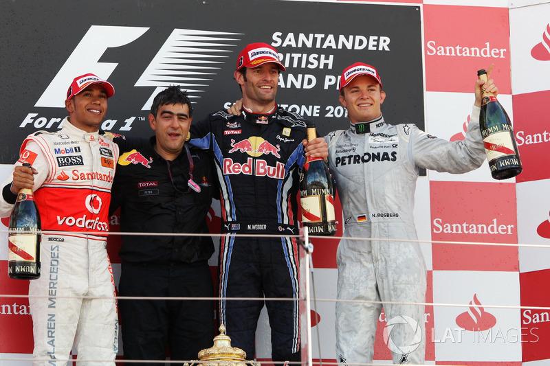 2010: Mark Webber