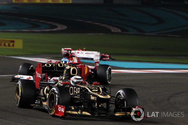 Gran Premio di Abu Dhabi - 2012