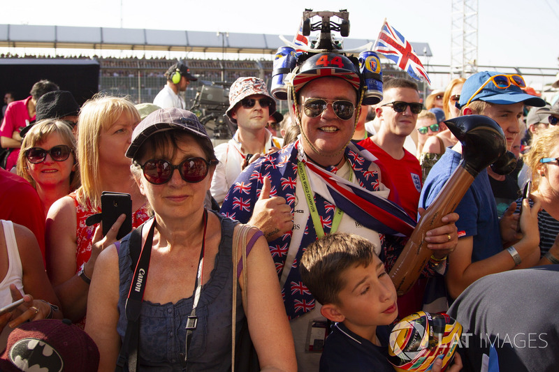F1 2018 - Brit Nagydíj - csütörtök