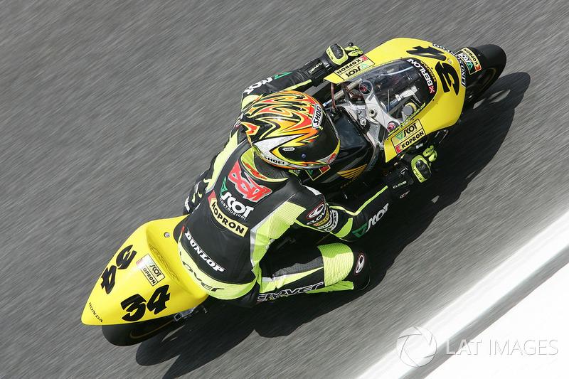#34 Andrea Dovizioso (125) - 2004