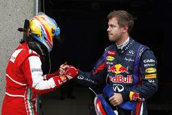 Себастьян Феттель, Red Bull Racing, Фернандо Алонсо, Ferrari