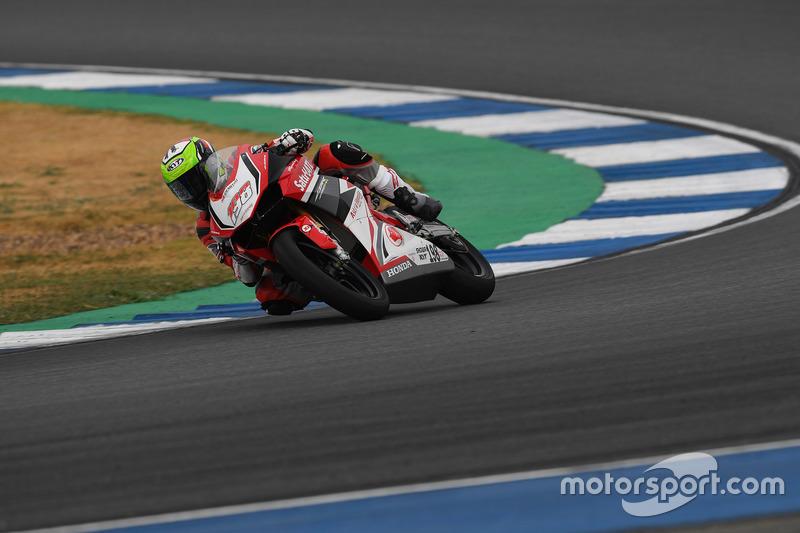 AP250: Awhin Sanjaya, Astra Honda Racing Team