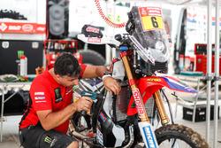 #6 Honda: Паулу Гонсалвеш