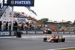 1. Alain Prost, Ferrari 641/2