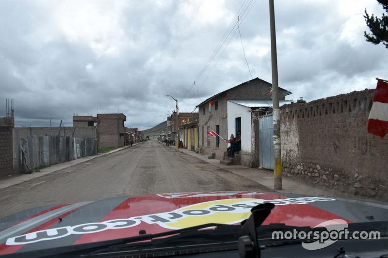 Así el viaje a Arequipa a La Paz