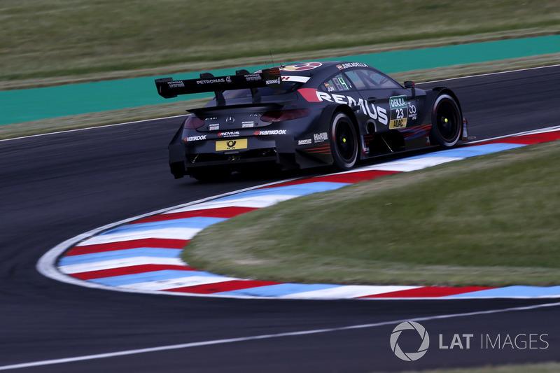 9. Daniel Juncadella, Mercedes-AMG Team HWA, Mercedes-AMG C63 DTM