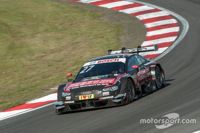 2. Adrien Tambay, Audi Sport Team Rosberg, Audi RS 5 DTM