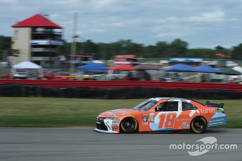 Owen Kelly, Joe Gibbs Racing Toyota