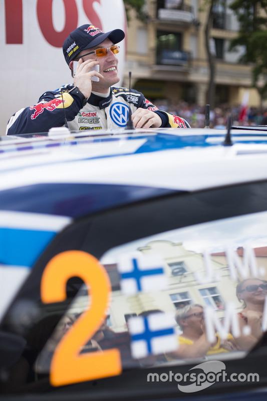 Jari-Matti Latvala, Volkswagen Polo WRC, Volkswagen Motorsport