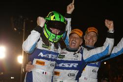 Переможці #60 Michael Shank Racing Curb/Agajanian Ligier JS P2 Honda: Джон П'ю, Освальдо Негрі, Олів'є Пла
