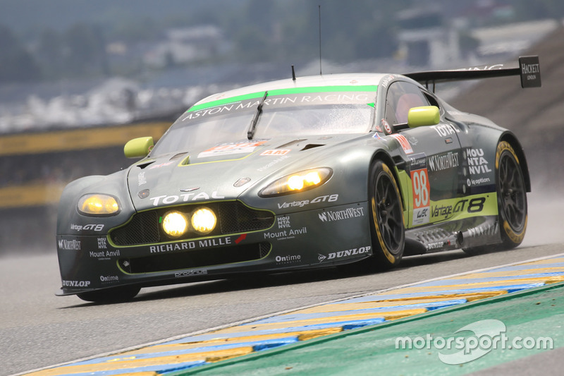 3. LMGTE-Am: #98 Aston Martin Racing, Aston Martin Vantage