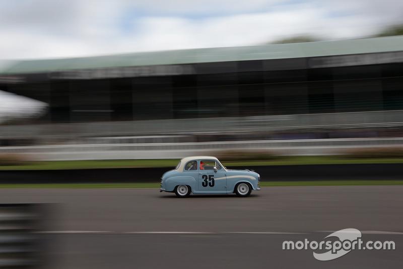 Austin A35 - 1958 - Rupert Keegan
