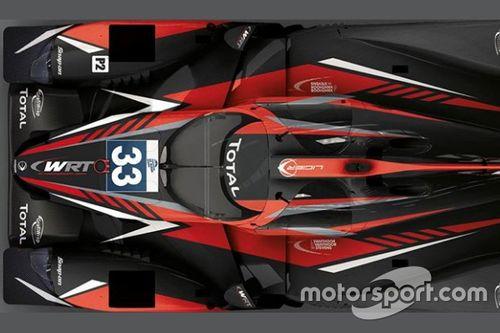 WRT Racing tanıtımı