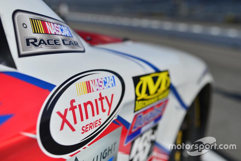 NASCAR Xfinity Series, dettaglio