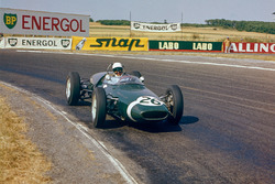 Stirling Moss, Lotus 18/21 Climax