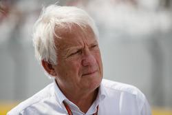 Чарлі Вайтінг, директор гонки, делегат FIA