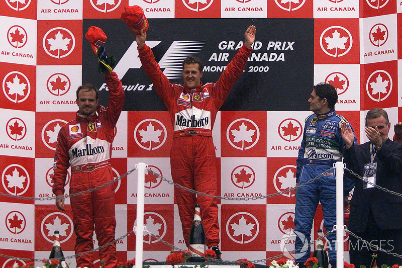 GP Kanada 2000