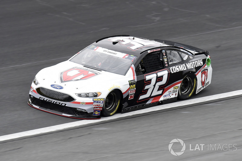 31. Matt DiBenedetto, Go FAS Racing, Ford Fusion Cosmo Motors