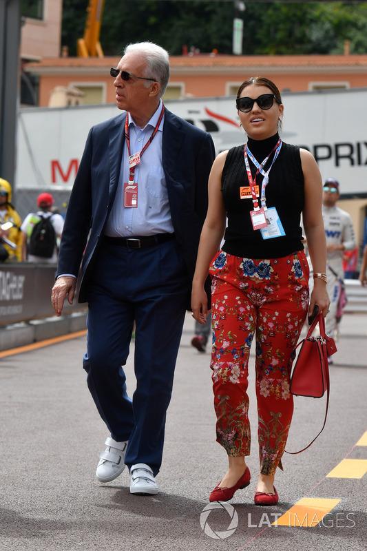 Piero Lardi Ferrari, Ferrari Vice President