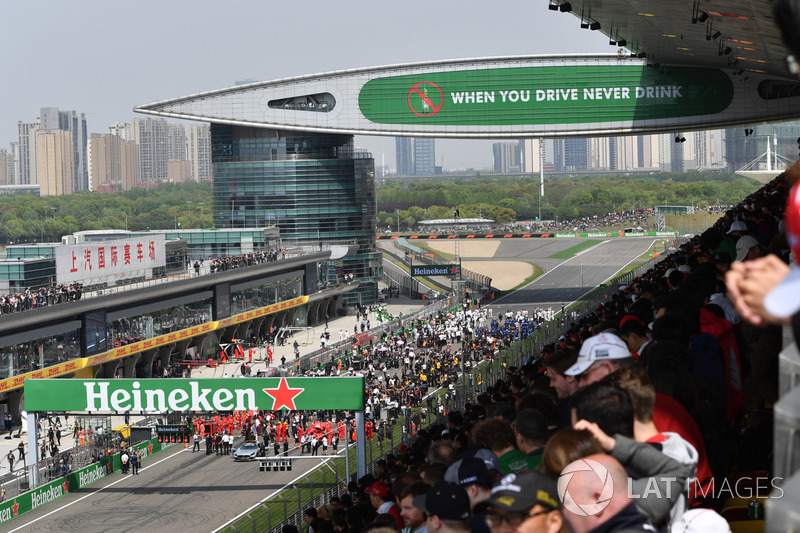 Shanghai International Circuit - China