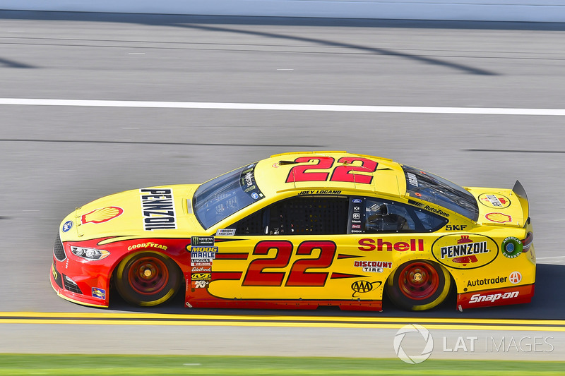 5. Joey Logano, Team Penske, Ford