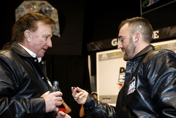 Austin Dillon, Richard Childress Racing Chevrolet Camaro, mit Richard Childress