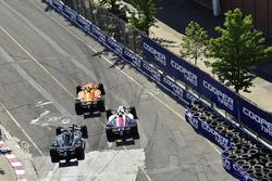 Zach Veach, Andretti Autosport Honda, Zachary Claman De Melo, Dale Coyne Racing Honda, Jordan King, Ed Carpenter Racing Chevrolet