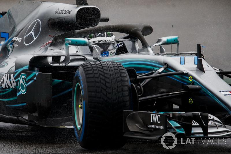3 місце — Валттері Боттас, Mercedes — 273