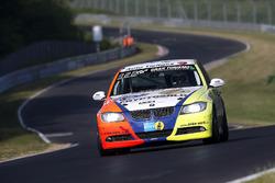 #325 Scuderia Solagon BMW 325i: Carsten Meurer, Sebastian Schemmann, Daniel Jolk