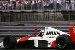 1. Alain Prost, McLaren MP4/5