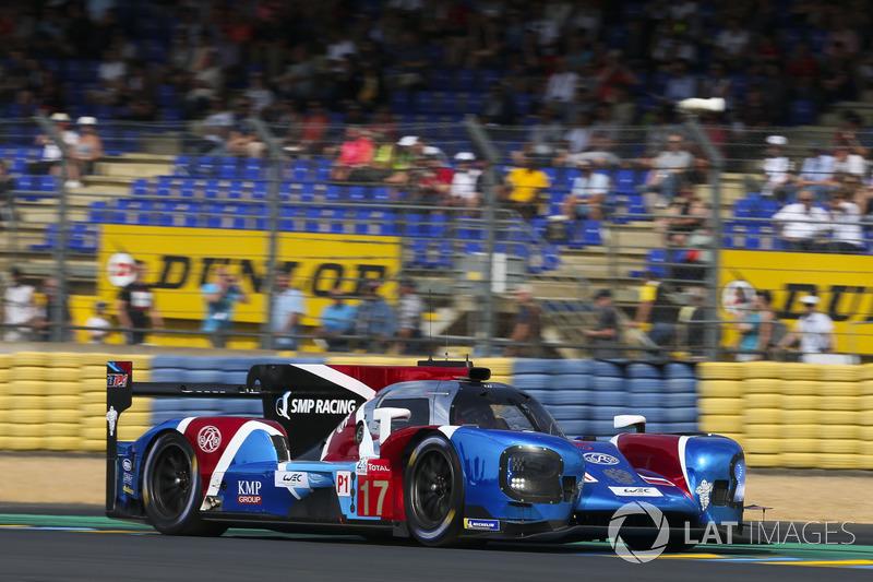 Стефан Сарразен: #17 SMP Racing BR Engineering BR1