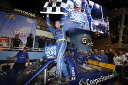 Race winner Chase Briscoe, Brad Keselowski Racing Ford