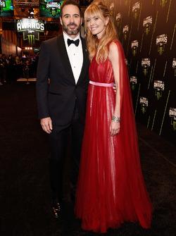 Jimmie Johnson ve eşi Chandra