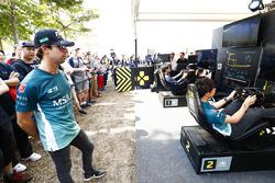 Antonio Felix Da Costa, Andretti Formula E, en la eRace
