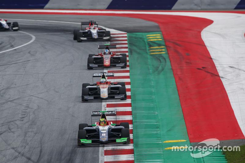 Alessio Lorandi, Trident, Leonardo Pulcini, Campos Racing