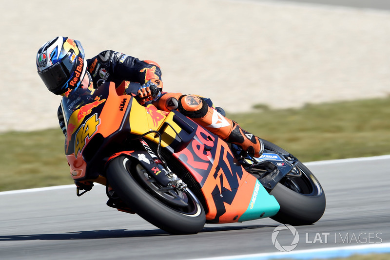 21º Pol Espargaro, Red Bull KTM Factory Racing