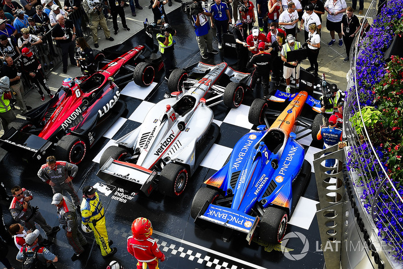 The chance to battle with the likes of Will Power and Scott Dixon again – something Wickens did as a rookie! – is part of what drives him on.