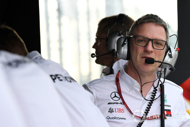 James Allison, Direttore Tecnico Mercedes AMG F1