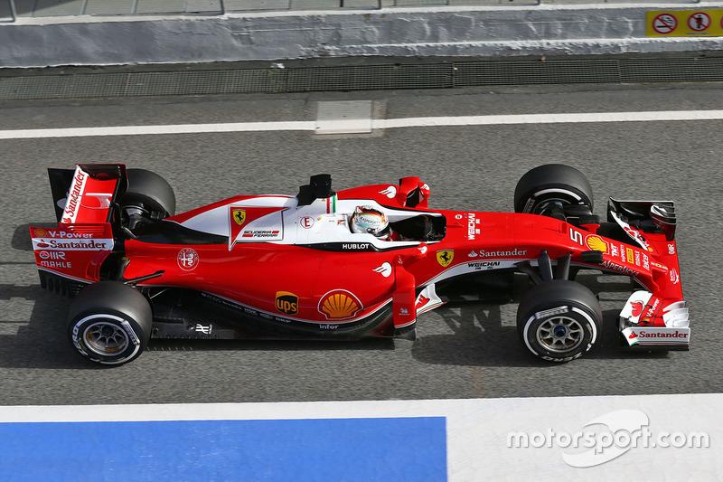 Ferrari SF16-H