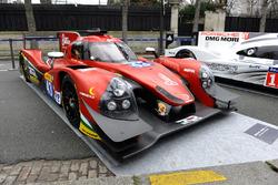 RGR Sport by Morand LMP2 in den Straßen von Paris