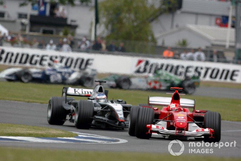 2004 Britse Grand Prix