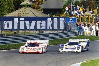 #20 Team Davey, Porsche: Tim Lee-Davey, Michael Dowe