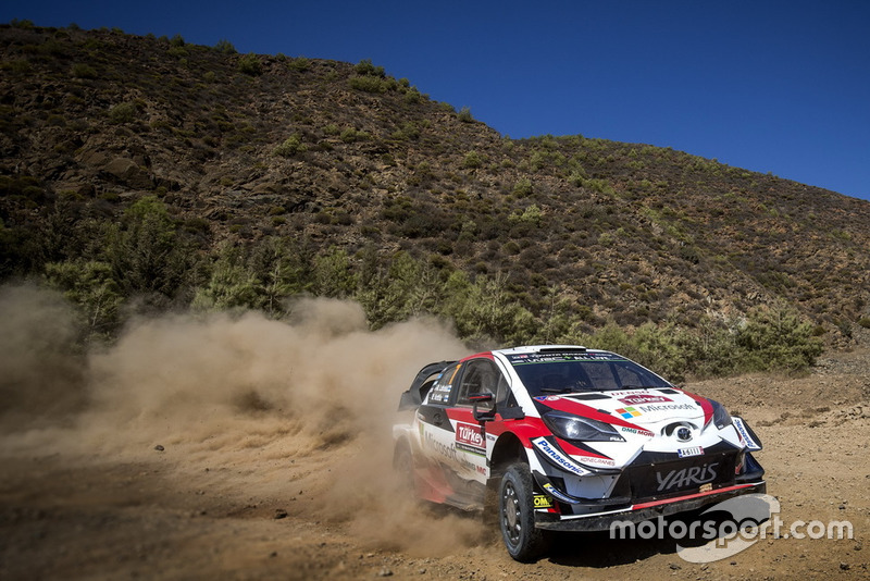 FIA World Rally Championship 2018 / Round 10 / Rally Turkey 2018 / September 13-16, 2018 // Worldwide Copyright: Toyota Gazoo Racing WRC