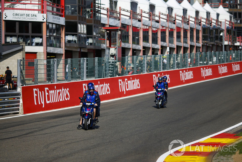 Брен Хартлі, Toro Rosso, з командою