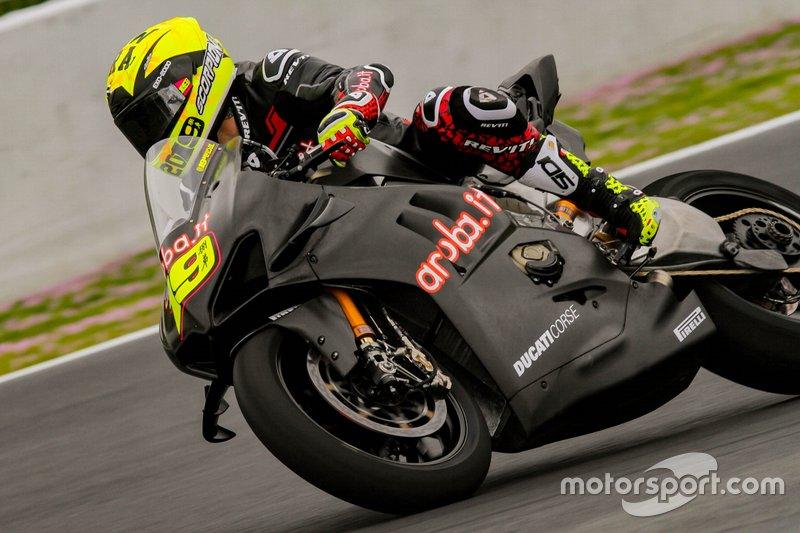 Alvaro Bautista, Ducati Aruba.IT