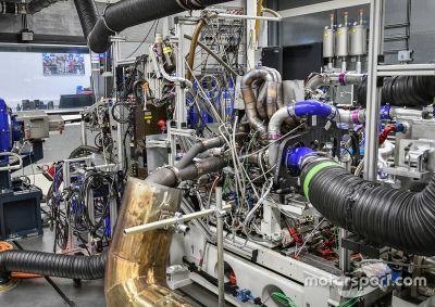 Presentation Audi DTM engine